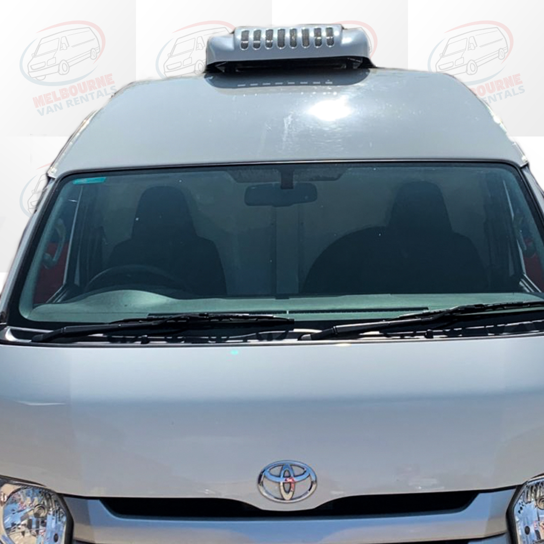 Refrigerated Hiace Old Shape 2 Ton - Melbourne Cheapest Van Rental