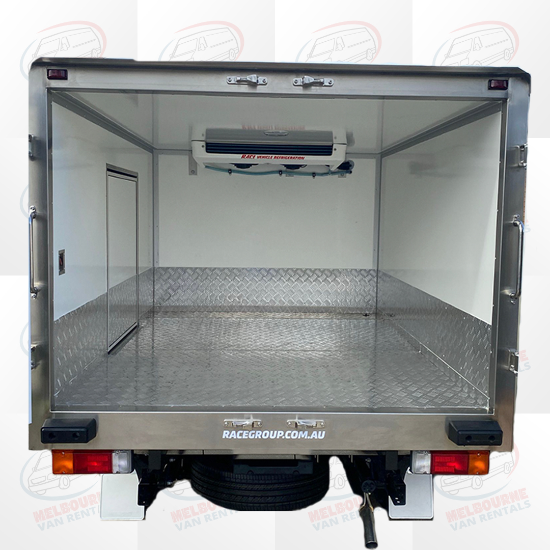 Refrigerated Hilux Ute 2021, Melbourne, Cheapest Rental